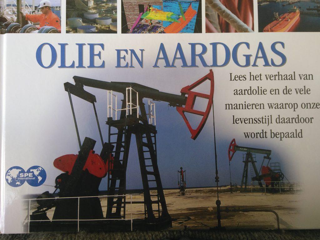 Olie en Aardgas SPE International  fossiel onderwijs
