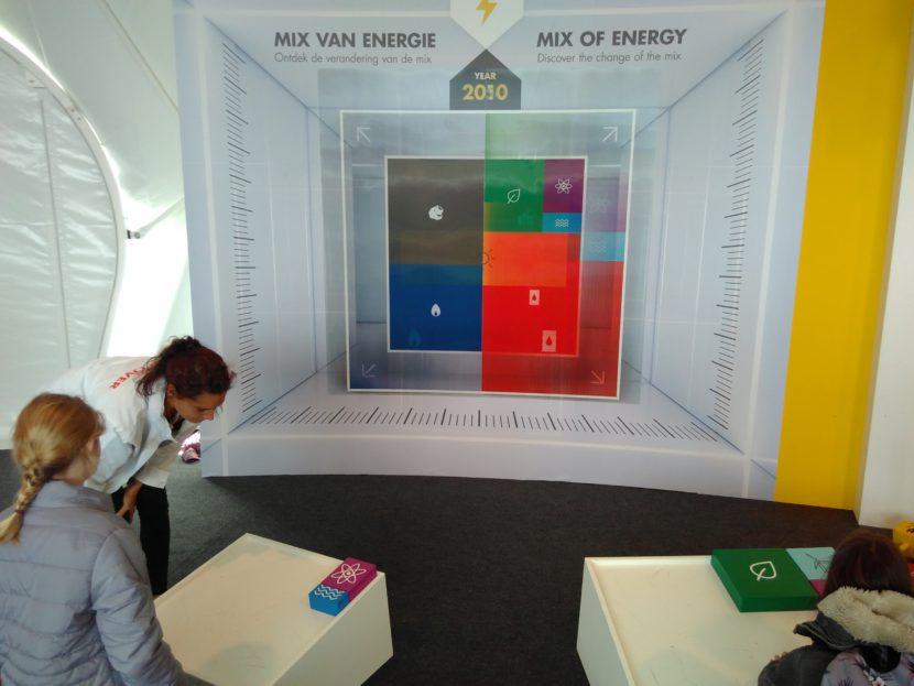 Kinderbeïnvloeding door Shell met puzzel energiemix