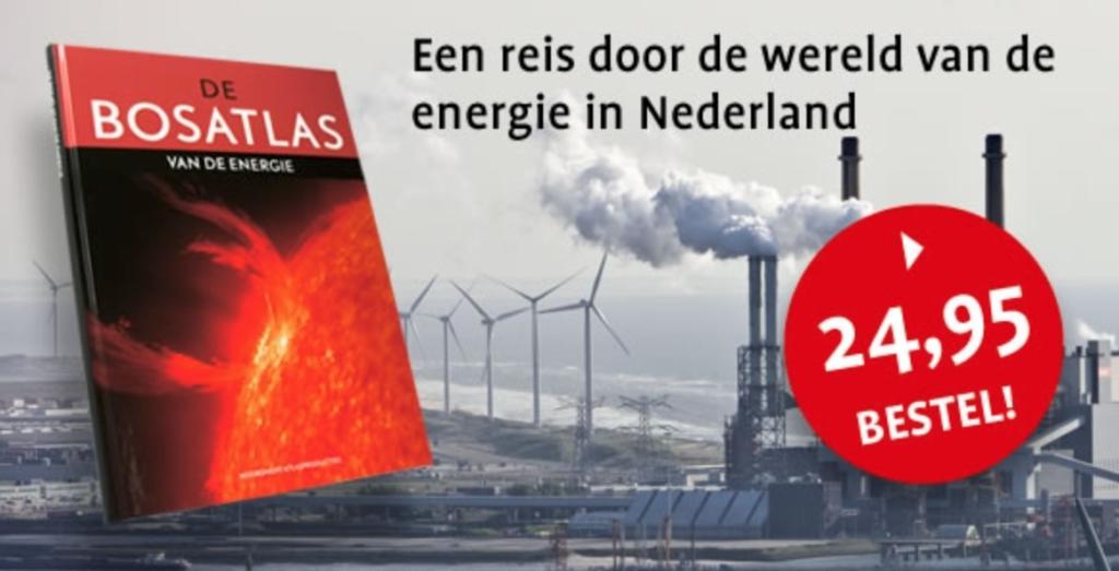 Bosatlas van de Energie- Noordhoff