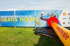 gratis festival generation discover - kinderen betalen met hun gezicht