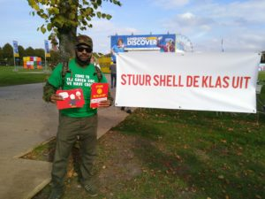 Stuur Shell de Klas uit Generation Discover