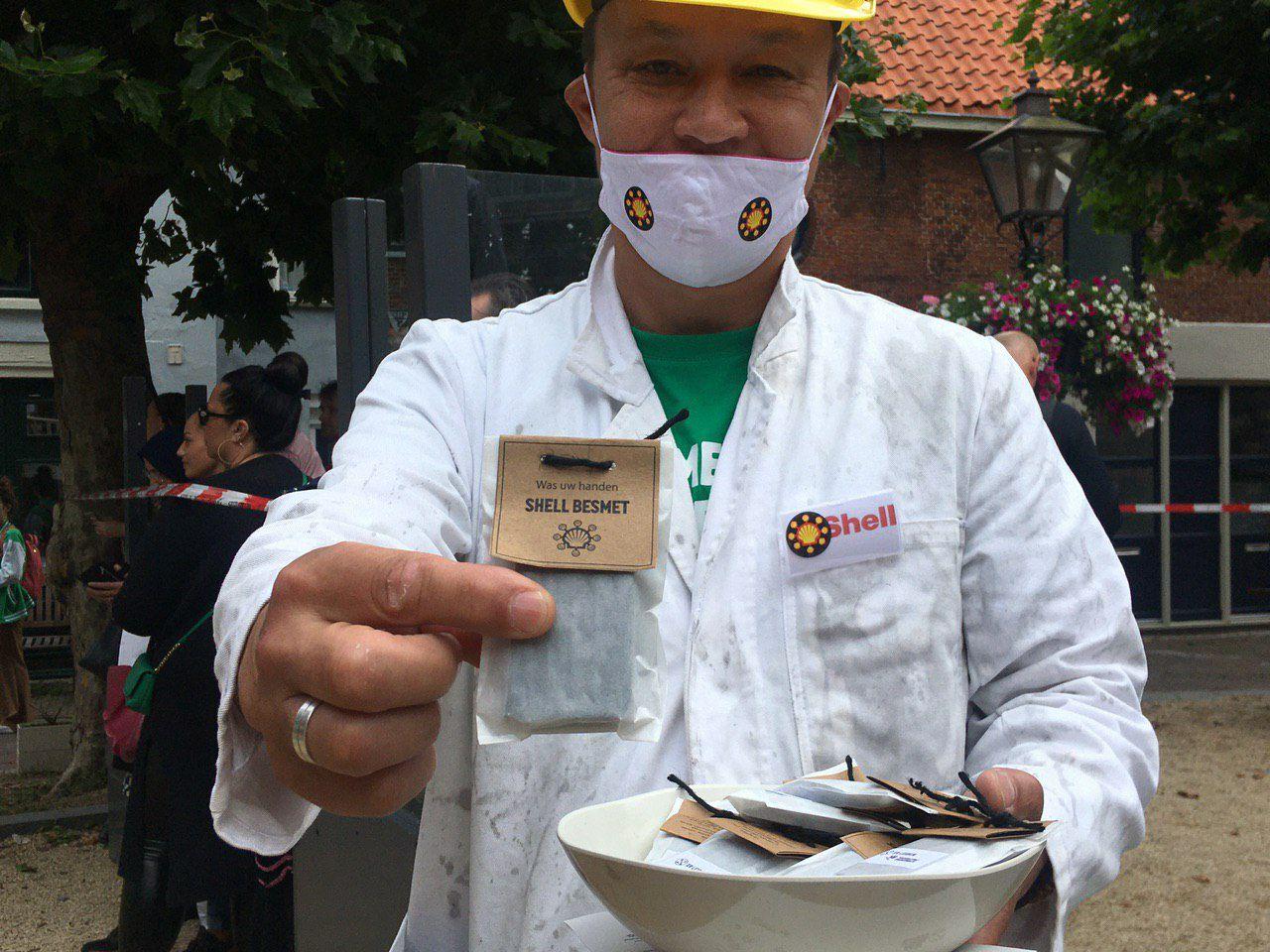 Actie relatie Museum Boerhaave Shell sponsor